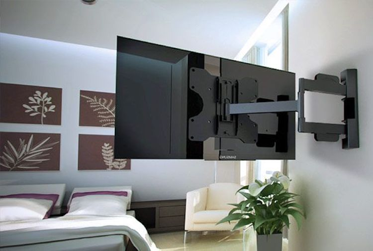 Top 10 best tv wall mounts reviewed in 2019 happy body formula - Best tv wall mount ...