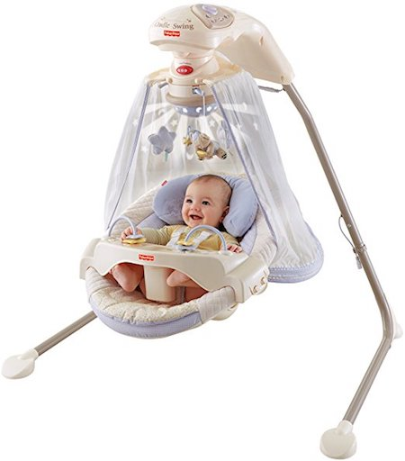 top 10 best baby swings reviewed in 2019 happy body formula. Black Bedroom Furniture Sets. Home Design Ideas