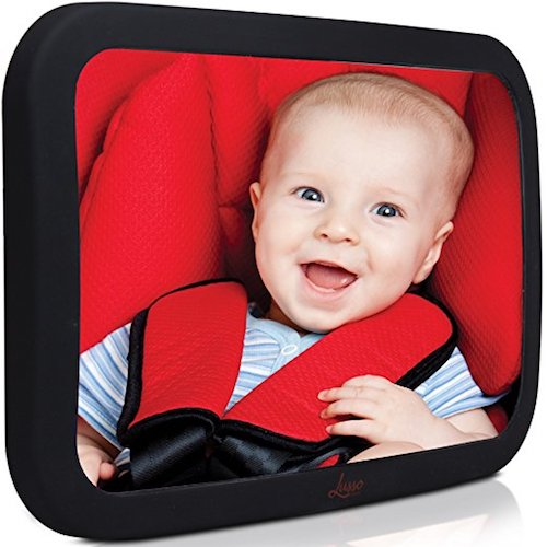 Top 10 Best Rear View Baby Car Mirrors Reviewed In 2019