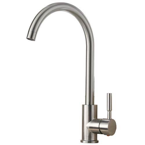 Top 10 Best Kitchen Faucets Reviewed In 2019 Happy Body Formula