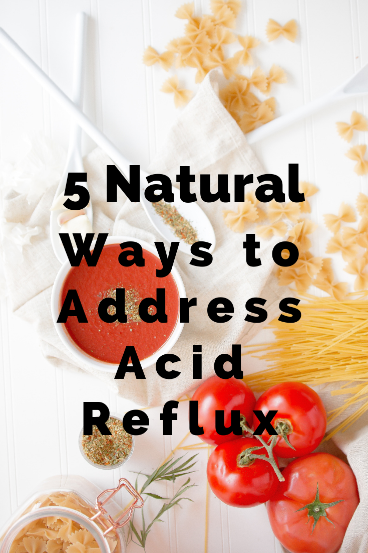 5 Natural Ways to Address Acid Reflux HappyBodyFormula.com