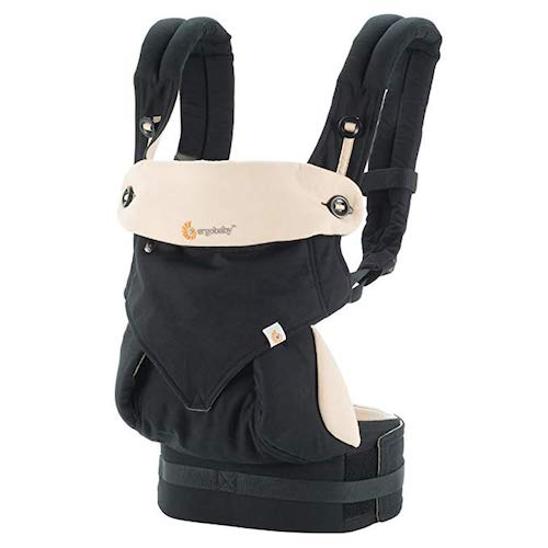 ErgoBaby 4-way Baby Carrier