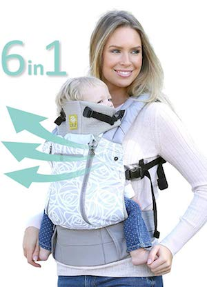 LILLEBaby All-Seasons Carrier