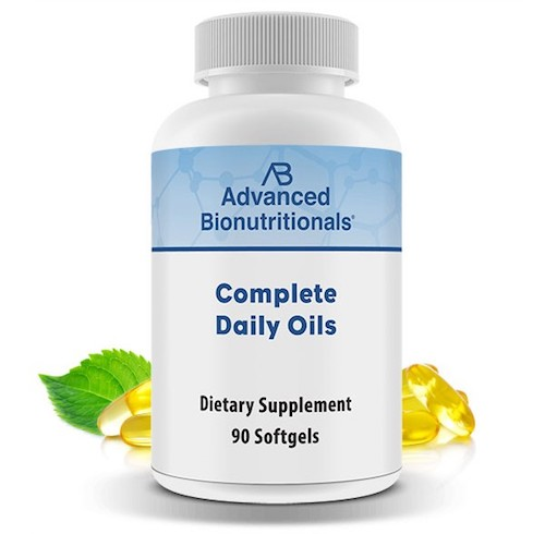 Advanced Bionutritionals Complete Daily Oils
