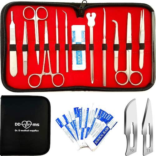 Dr. D. Medical Supplies Dissection Kit