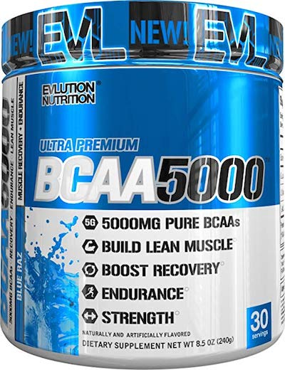 Evlution Nutrition BCAA 5000