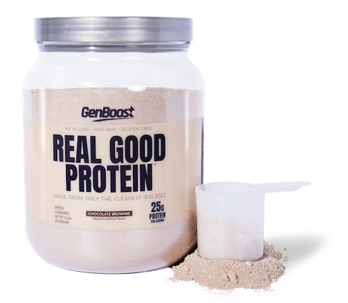 GenBoost Real Good Protein