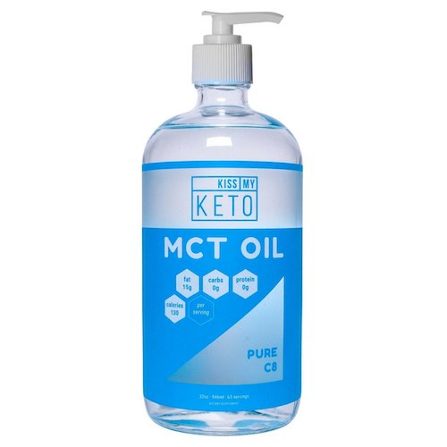 Kiss My Keto C8 MCT Oil