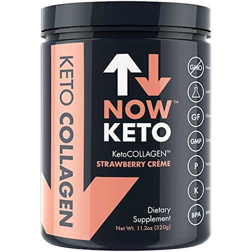 NOW KETO Collagen Powder