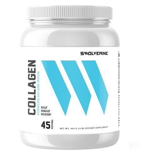 Swolverine Collagen Protein