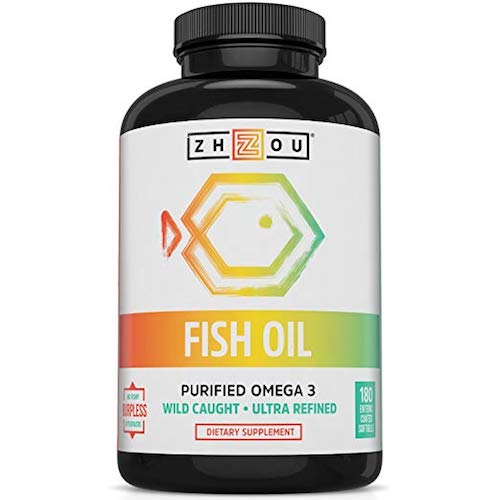 Zhou Nutrition Fish Oil