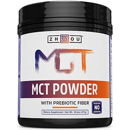 Zhou Nutrition MCT Oil