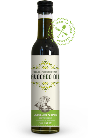 Ava Janes Avocado Oil