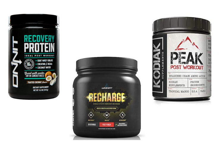 Best Creatine 2020.Top 10 Best Post Workout Supplements Reviewed In 2020