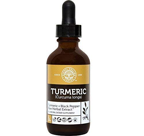 Global Healing Center Turmeric Liquid