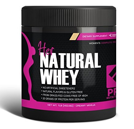 Her Natural Whey Protein