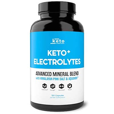 Keto Function Electrolyte Supplement