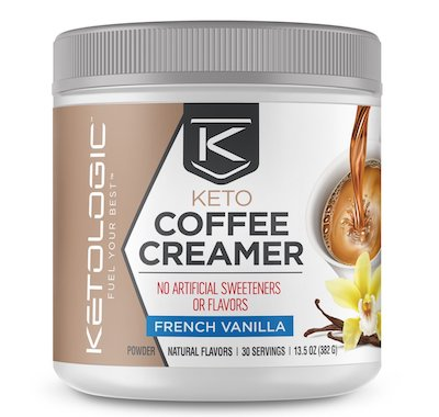 KetoLogic Coffee Creamer