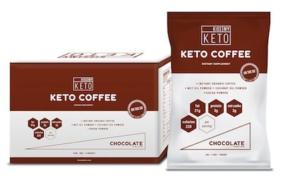 Kiss My Keto Instant Coffee
