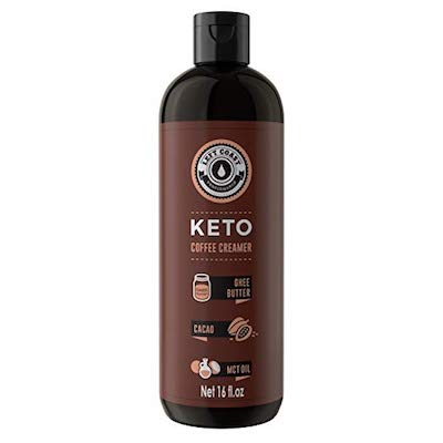 Left Coast Performance Keto Coffee Creamer