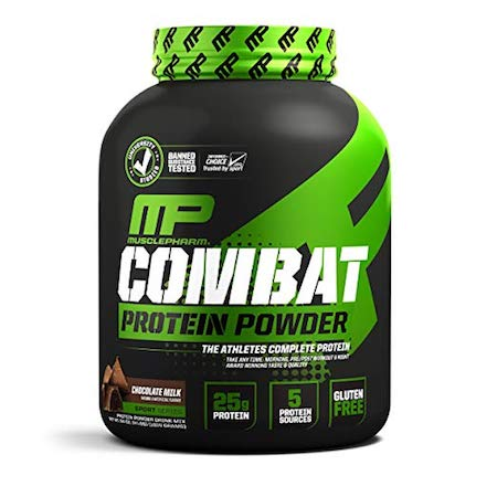 Muscle Pharm Combat-Protein Powder