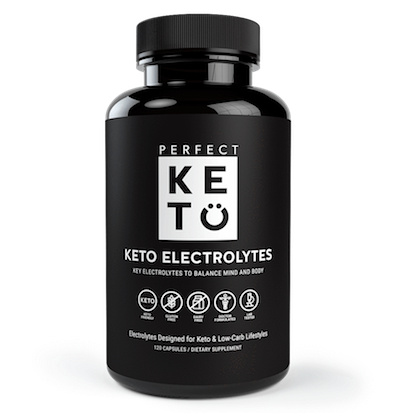 Perfect Keto Electrolyte Supplement
