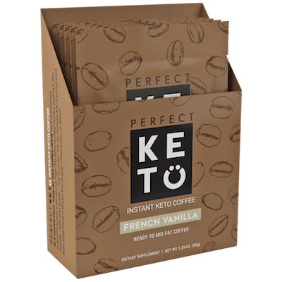 Perfect Keto Instant Coffee