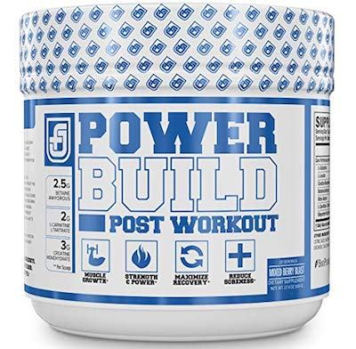 Powerbuild Post Workout