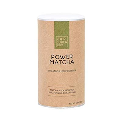 Your Super Power Matcha