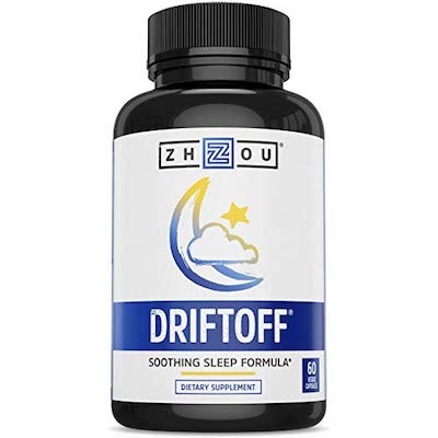 Zhou Nutrition Drift Off