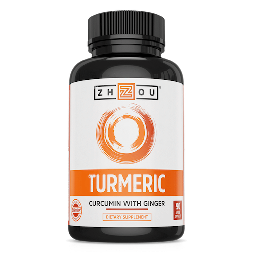 Zhou Nutrition Turmeric Supplement