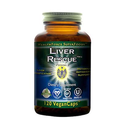 HealthForce SuperFoods Liver Rescue