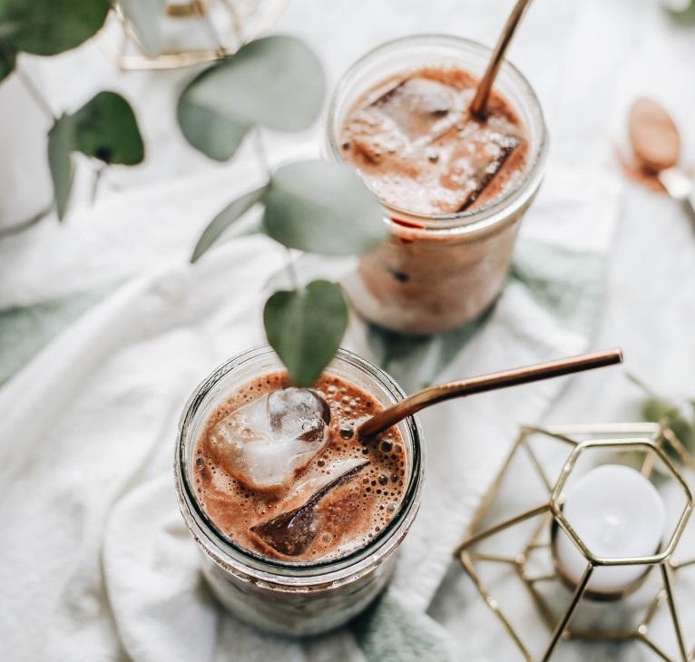 ICED CACAO LATTE ELIXIR