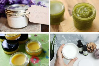 DIY Headache Balms