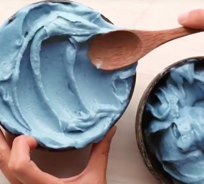 MERMAID SPIRULINA NICE-CREAM