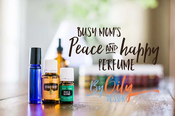 BUSY MOM'S PEACE AND HAPPINESS PERFUME
