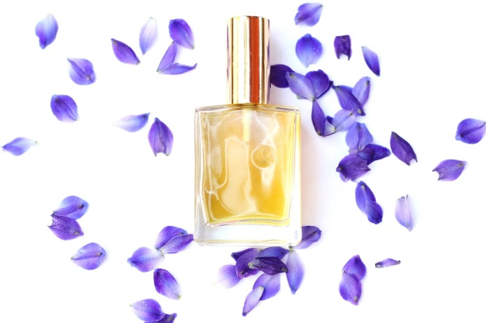 VETIVER BASED PERFUME RECIPE