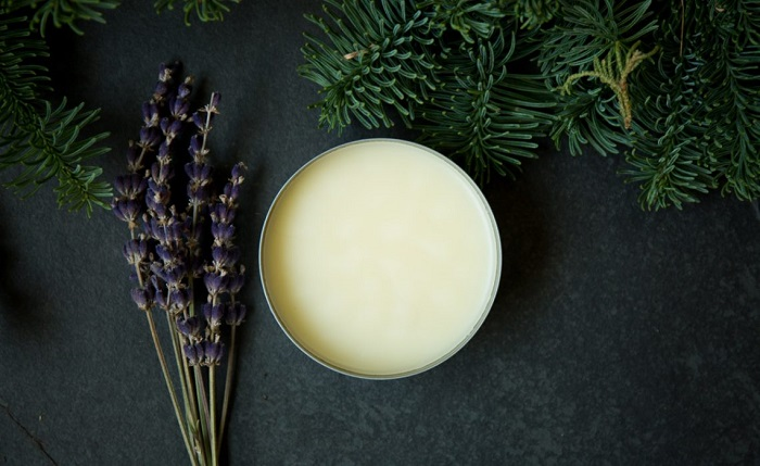 FOOT BALM FOR DRY HEELS