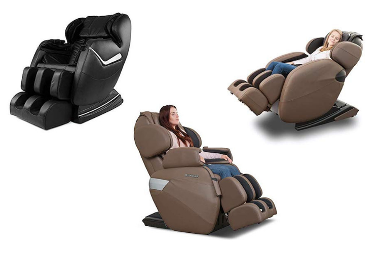 Best Massage Chair 2020.Top 10 Best Massage Chairs Reviewed In 2020 Happy Body Formula