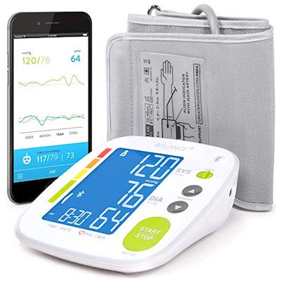 Greater Goods Bluetooth Blood Pressure Monitor