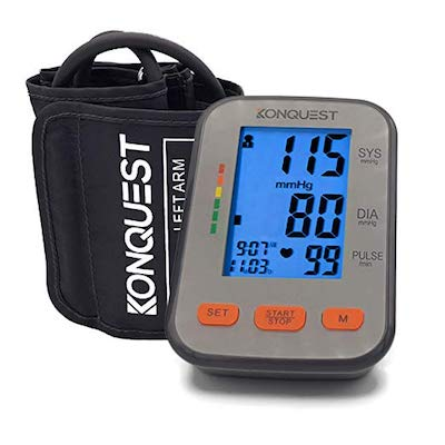 Konquest Blood Pressure Monitor