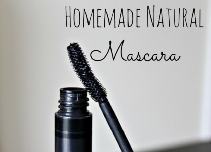 NATURAL HOMEMADE MASCARA