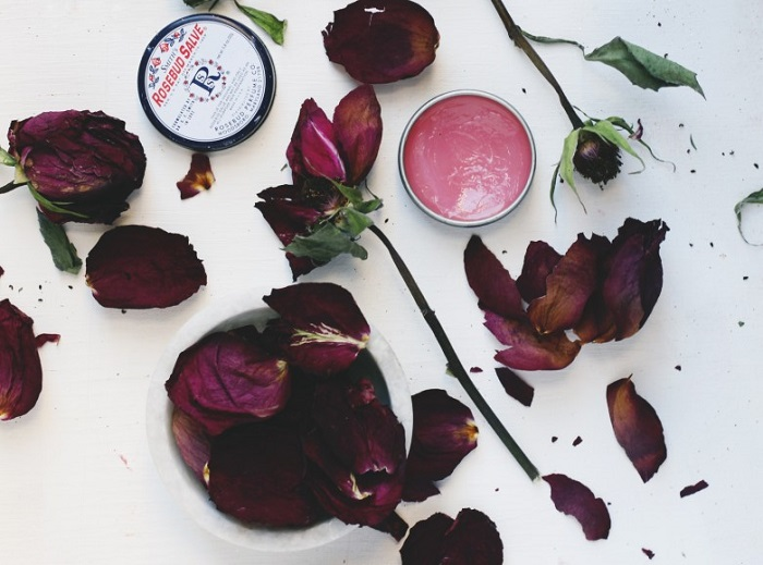 HOMEMADE ROSEBUD SALVE BLUSH