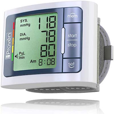 iProvèn Blood Pressure Monitor Watch
