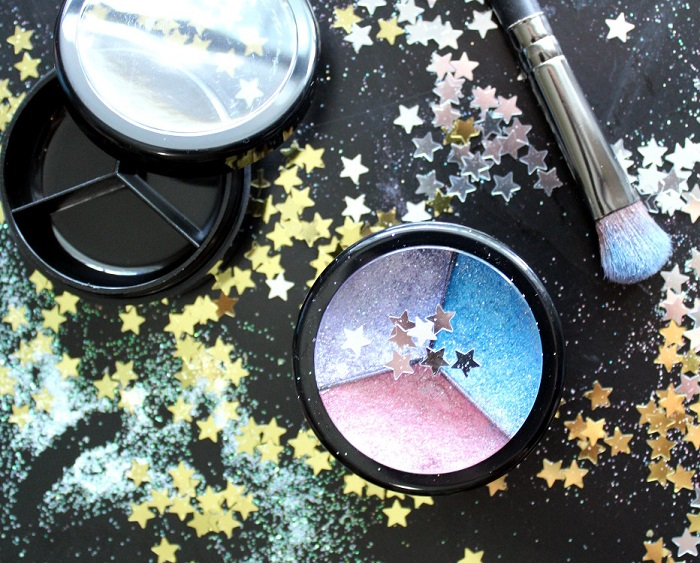 SCENTED DIY UNICORN EYESHADOW