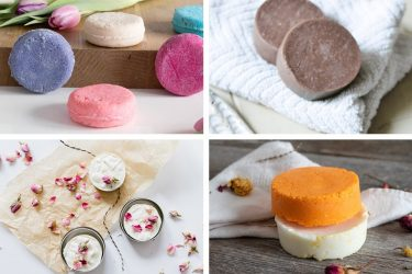 Homemade Shampoo Bars