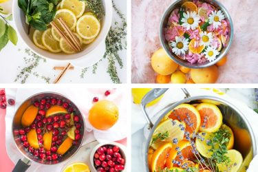 Simmer Pot Recipes