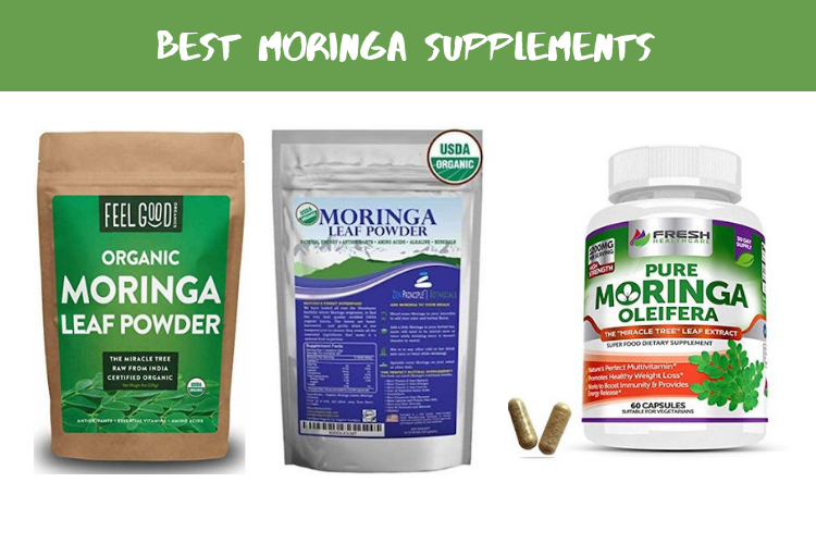 Best Moringa Supplements