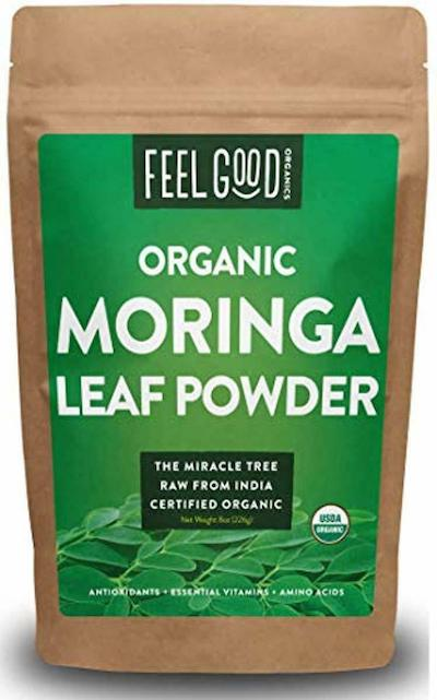 Feel Good Organics Moringa Powder
