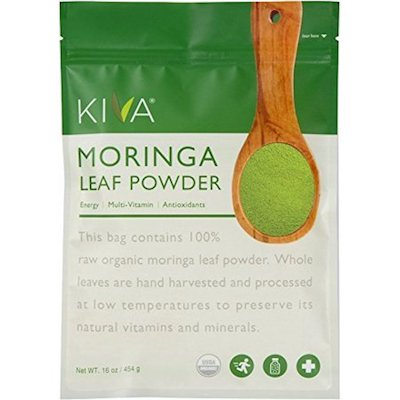 Kiva Moringa Leaf Powder